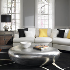 Contemporary Living Room by Phillips Collection