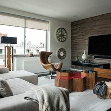 tv comfy room