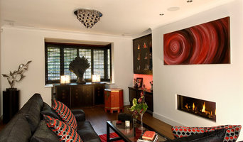 Contemporary Living Room Refurbishment