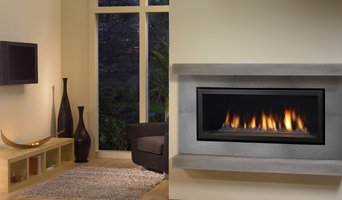 Regency Horizon HZ40 modern gas fireplace