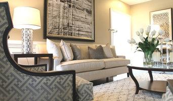 Contemporary Living Room-Rose T. Bien-Aime