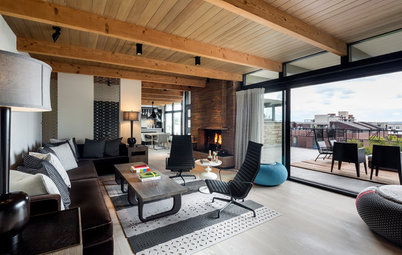 Room of the Day: Living Room Refresh Adds Style and Functionality