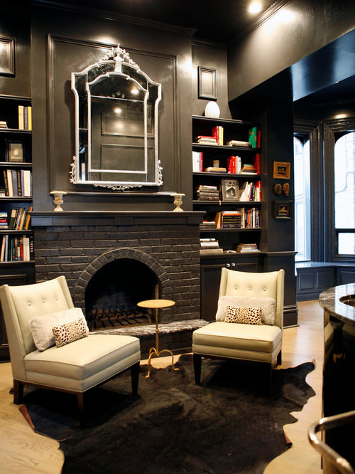 Browse 292 photos of Black Fireplace Mantel. Find ideas and inspiration for Black Fireplace Mantel to add to your own home.