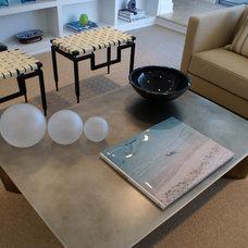 Contemporary Living Room by SLIC Interiors
