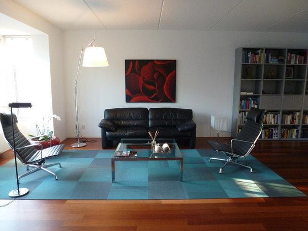 Contemporary Living Room by Studio Cocoon - Daniella de Haas
