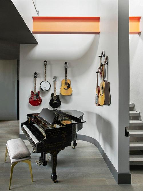 Top 30 Contemporary Living Room Ideas & Designs | Houzz