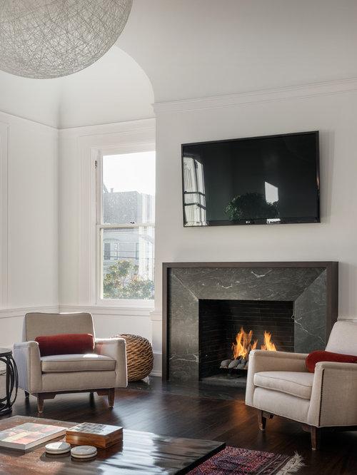 Fireplace Frame Houzz