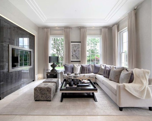 cream and gray living room grey living room ideas and photos houzz 20726