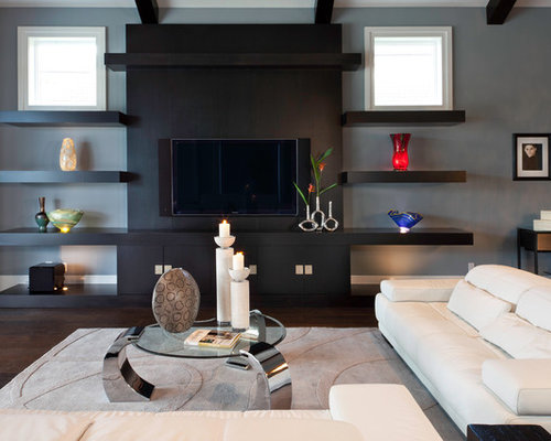 saveemail contemporary living room - Living Room Unit Designs