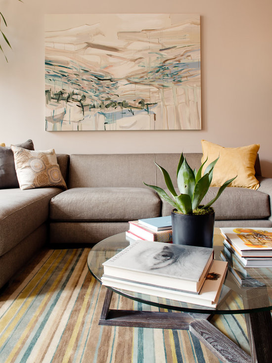 sectional sofa and coffee table | houzz