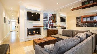 Contemporary Living Space