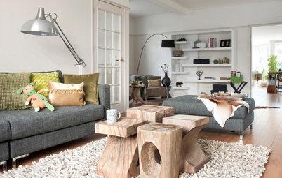 Taburetes de madera: Mucho más que un simple asiento