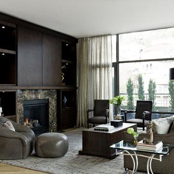 Contemporary Loft living