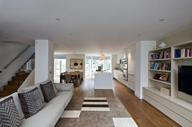 Contemporáneo Salón by Northwick Design