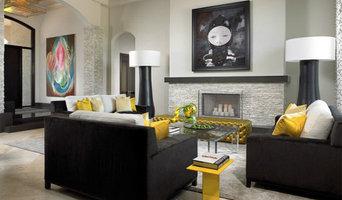 Contemporary Miami Living Room