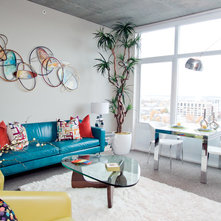 Superieur Living Room Ideas Turquoise Red Yellow
