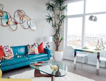 Contemporary/Mid Century Modern Condominium & Vacation Home