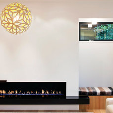 Contemporary Living Room by Architecture Smith + Scully Ltd