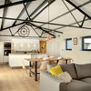 Room of the Week: A Cowshed is Transformed into a Light Family Space