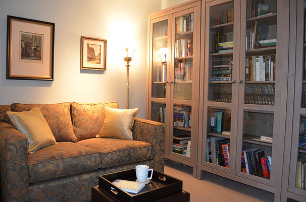 Contemporary Living Room by Julia Williams, ASID