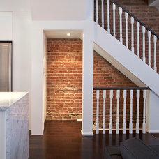 Contemporary Living Room by Melissa Davis