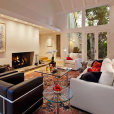 Contemporary Living Room by Designs & Decorative Arts, Inc.