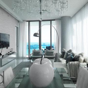 Contemporary Residence, Miami FL