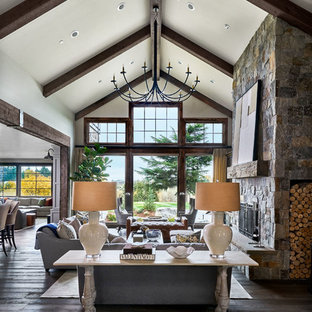 Contemporary Rustic Farmhouse