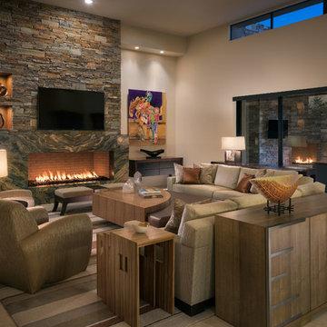 Contemporary Scottsdale Home