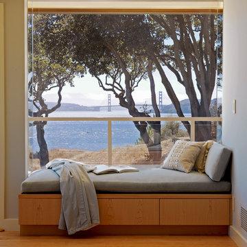 Contemporary Tiburon home