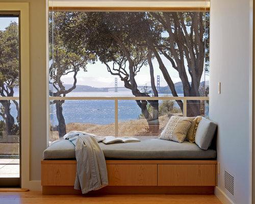 soggiorno con camino bifacciale e pareti blu - foto e idee per ... - Soggiorno Con Camino Bifacciale 2