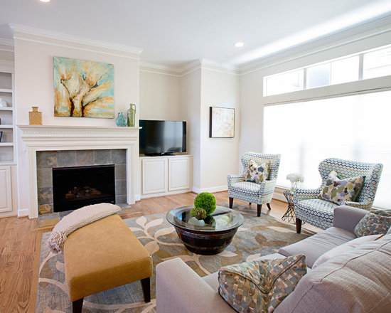 urban living room | houzz