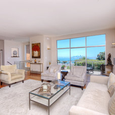 Contemporary Living Room by Decker Bullock Sotheby's International Realty