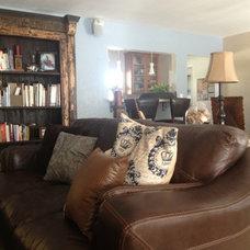 Traditional Living Room by Inside Eye Design