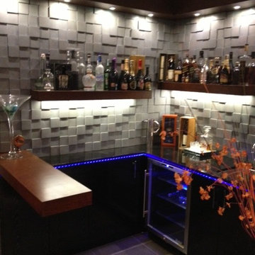 Cool design for Small Bar