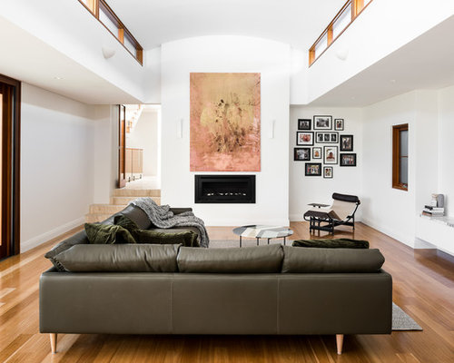 Modern Living Room Design Ideas, Renovations & Photos