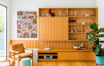 30 Built-In Cabinets & Shelves That Boost Storage and Style