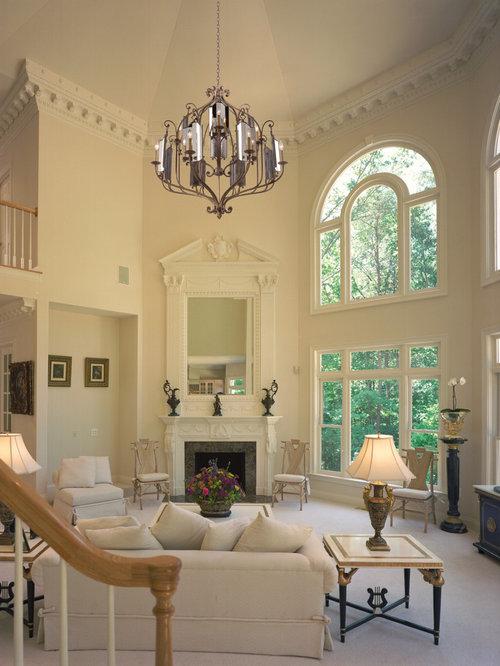fireplace molding houzz. Black Bedroom Furniture Sets. Home Design Ideas