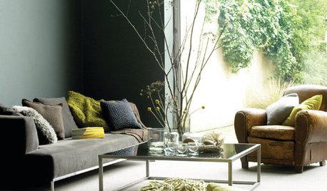 22 Ways to Work Luscious Dark Green Walls
