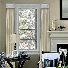 Contemporary Living Room by Whispar Design