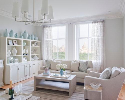 Classic living room houzz for Huzz house