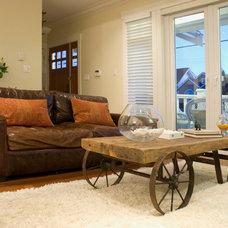 Living Room by Heather Merenda