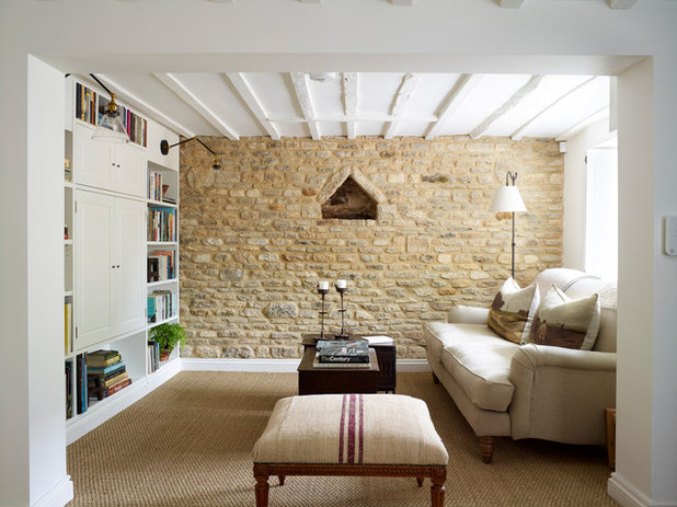 Country Living Room by Jo Shore Ltd