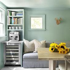 Contemporary Kitchen by Mark WIlliams Design Associates