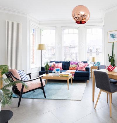 Contemporain Salon by Bhavin Taylor Design