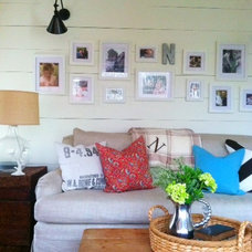 Living Room by Julie Holloway