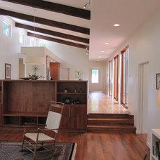 Modern Living Room by Bork Design, Inc.