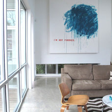 Living Room by Studio Robins Dempsey