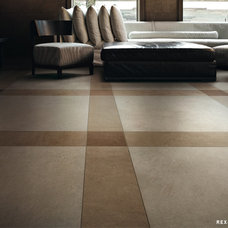 Contemporary Living Room COVERINGS 2013