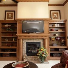 Traditional Living Room by CDI: Choice Designs, Inc.